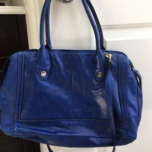 Blue B. Makowsky Bag